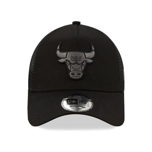 Boné New Era Bob Team Logo Bulls