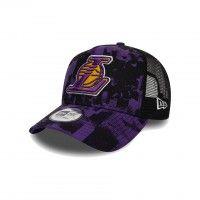 Boné New Era Los Angeles Lakers Print