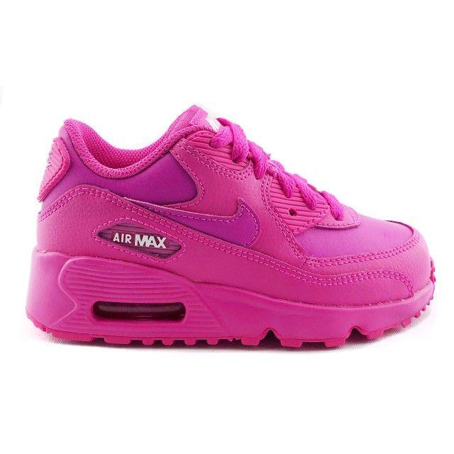 Nike Air Max 90 Lthr Criança