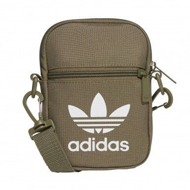 Bolsa Adidas Fest Bag Trefoil