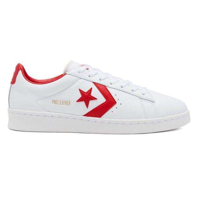Pro Leather OG White Red