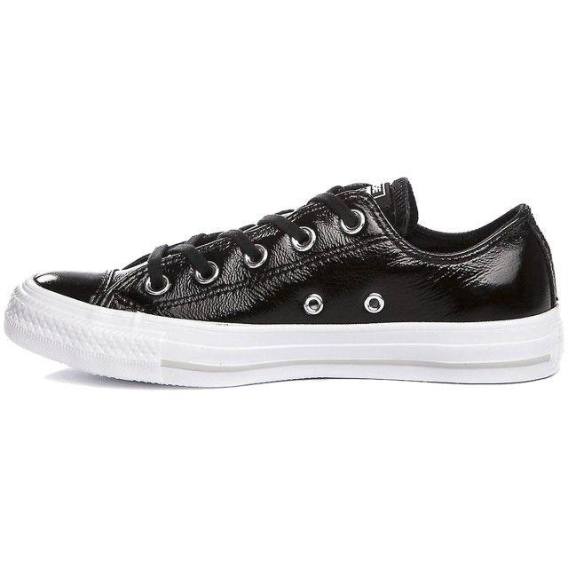 All Star Black Black White