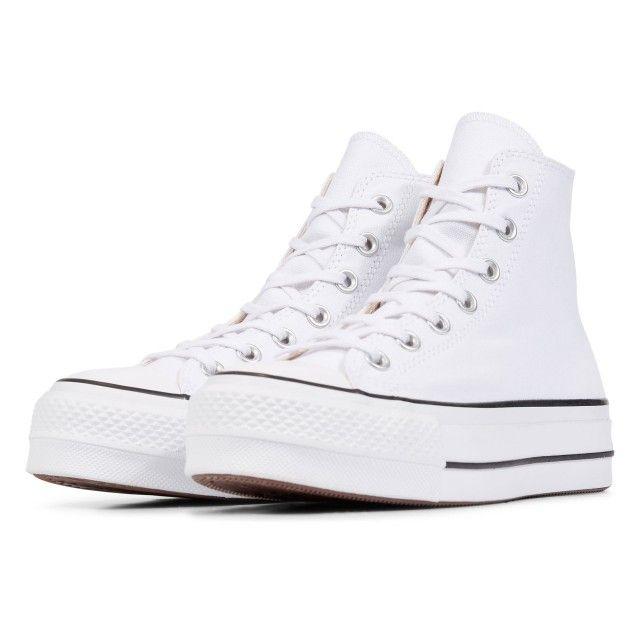 All Star White Garnet Navy