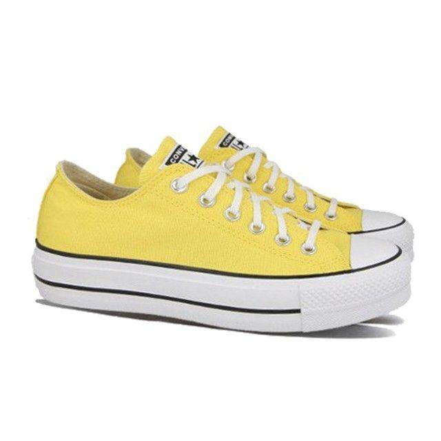 All Star Lift Butter Yellow
