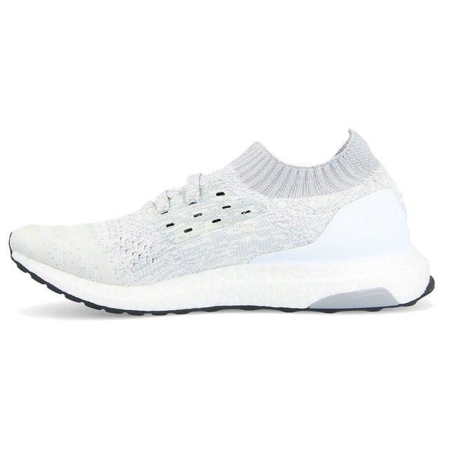 UltraBoost Uncaged White