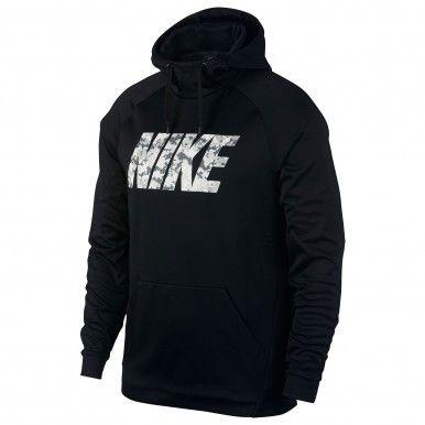 Sweat Nike Therma Hoodie Camo