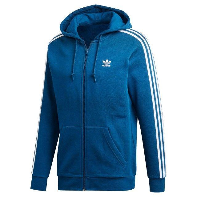Casaco Adidas 3 Stripes FZ