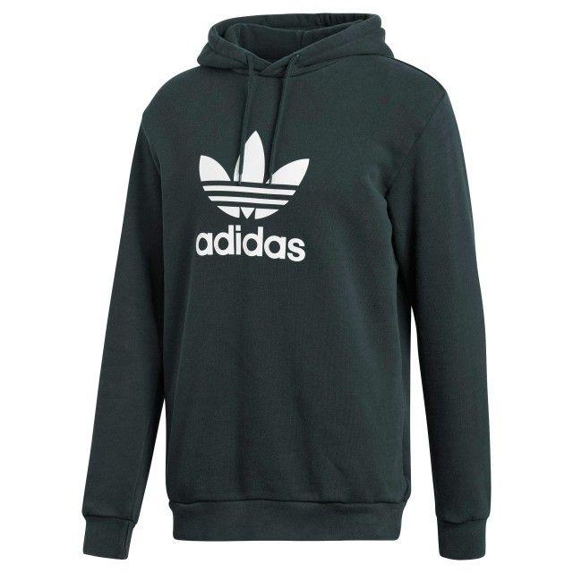 Sweat Adidas Trefoil Hoody Grnnit