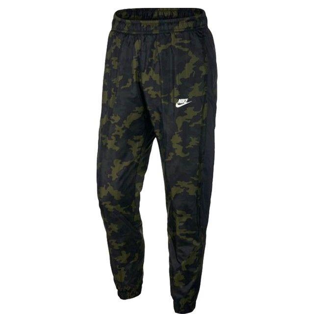 Calça Nike Track Camo