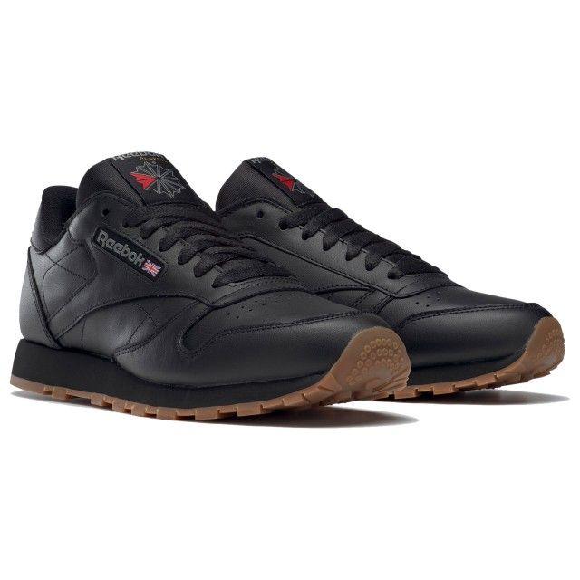 Classic Leather Black Gum