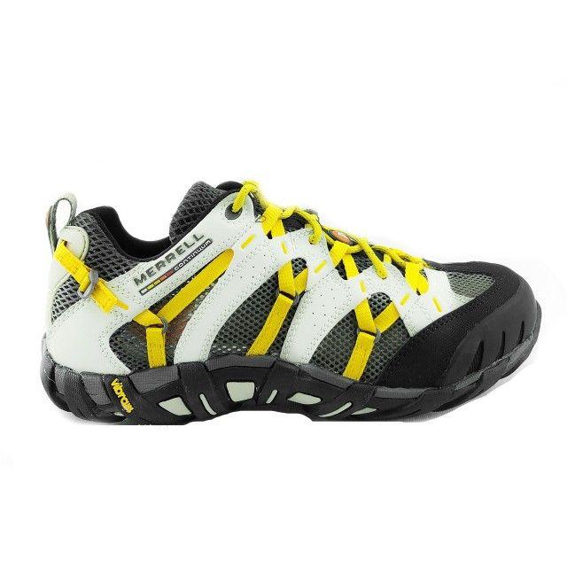 Waterpro Ultra Sport Dk Grey Yellow