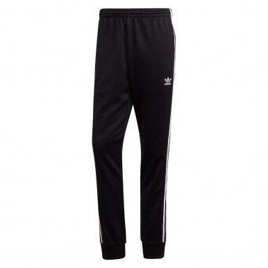 Calça Adidas SSt TP P Black White
