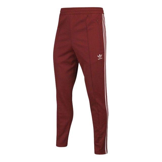 Calça Adidas Beckenbauer Tp Rusred