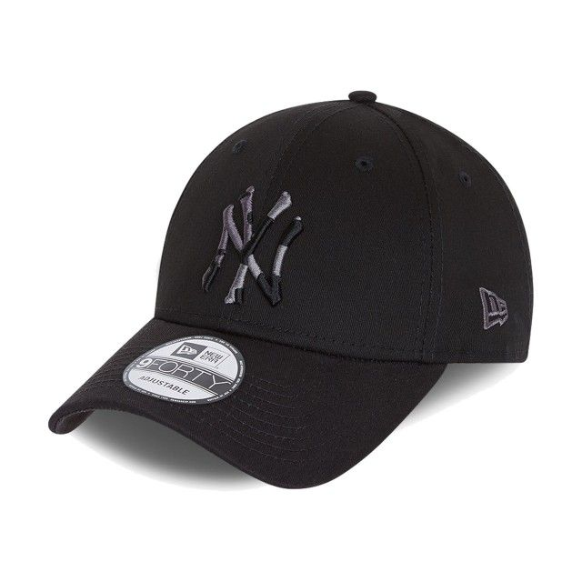 Boné New Era 9FORTY New York Yankee Logo Camo