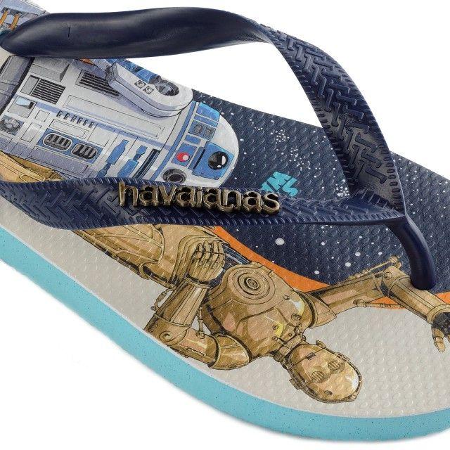 Chinelos Havaianas Star Wars