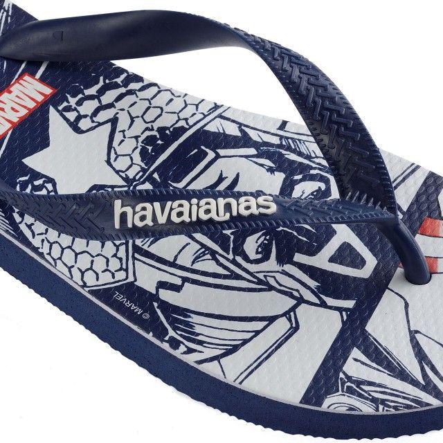 Chinelos Havaianas Top Marvel