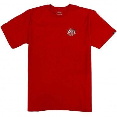 T-Shirt Vans Holder St Classic