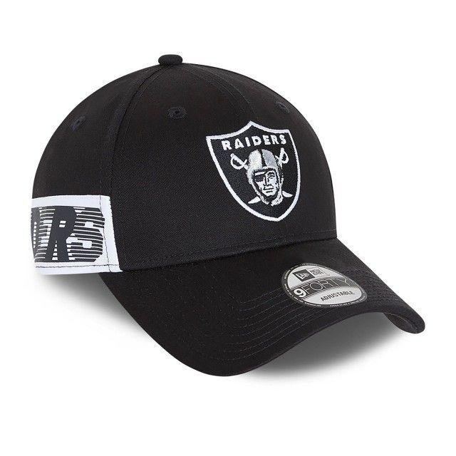 Boné New Era Side Mark Las Vegas Raiders