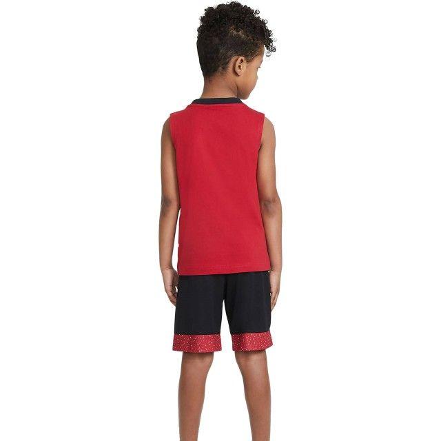 Conjunto T-Shirt e Calção Jordan