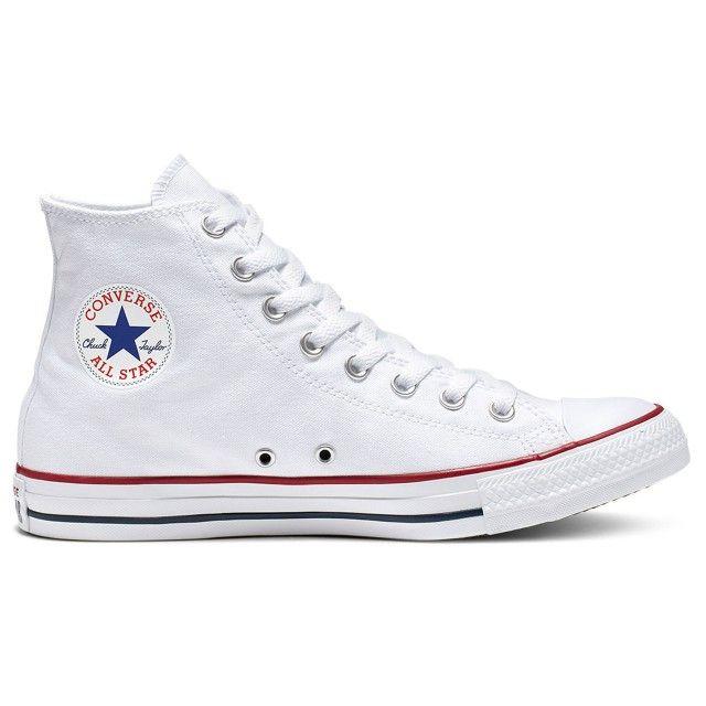 All Star Hi Optical White