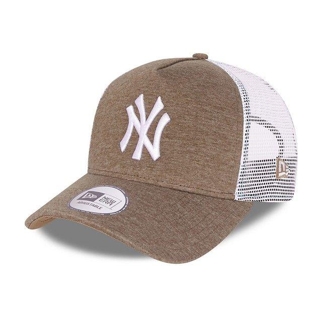 Boné New Era New York Yankees Jersey Trucker