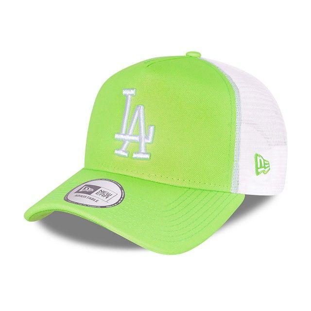 Boné New Era LA Dodgers Trucker