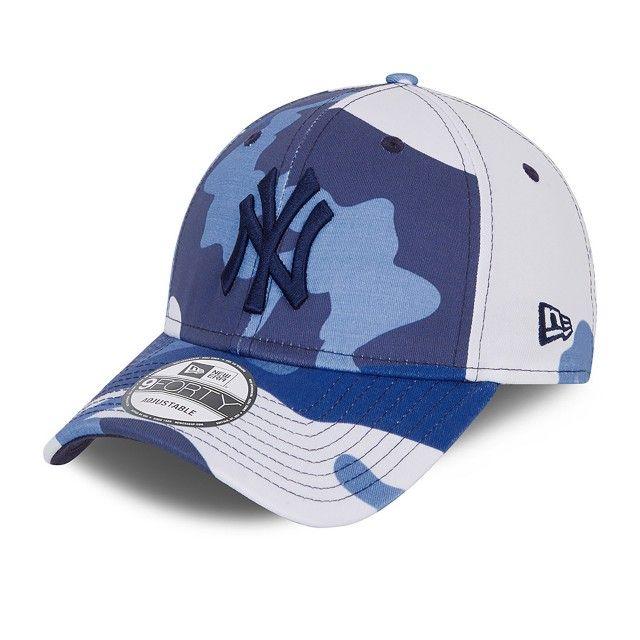 Boné New Era New York Yankees Camo 9FORTY