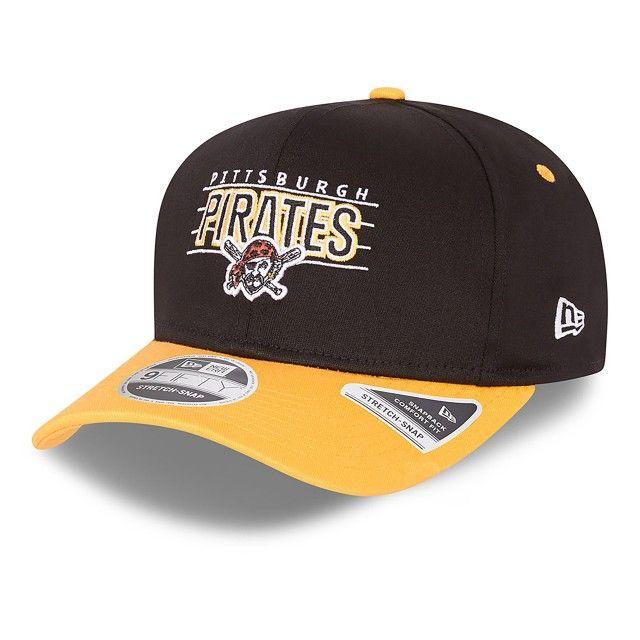 Boné New Era Pittsburgh Pirates Wordmark 9FIFTY