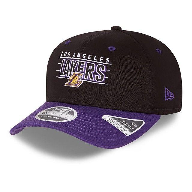 Boné New Era LA Lakers NBA 9FIFTY