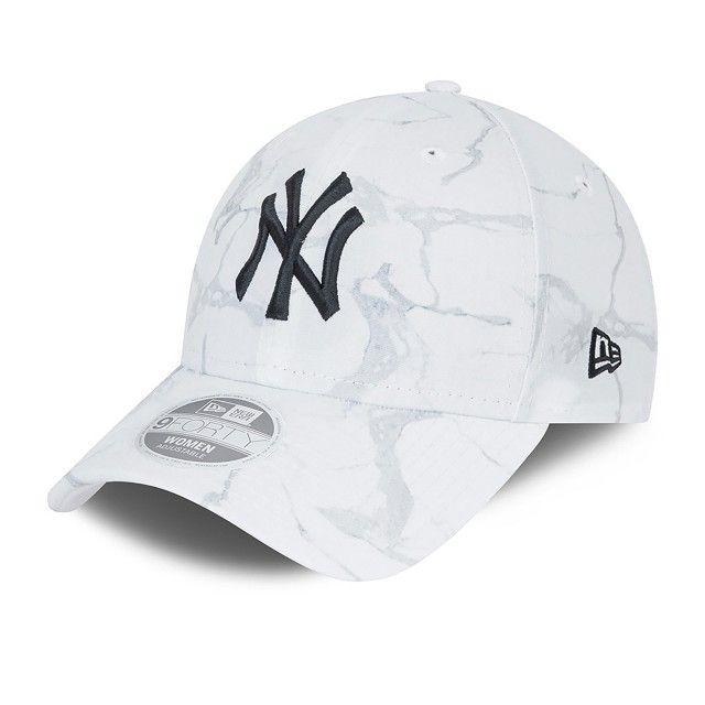 Boné New York Yankees Womens Marble 9FORTY