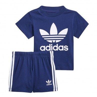 Conjunto Adidas T-shirt e calção