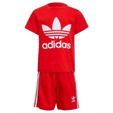 Kit Adidas Trefoil Tee
