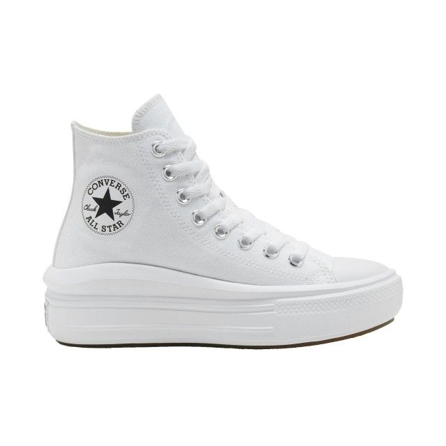 All Star Move White Natural Ivory