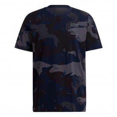T-shirt Adidas Camo