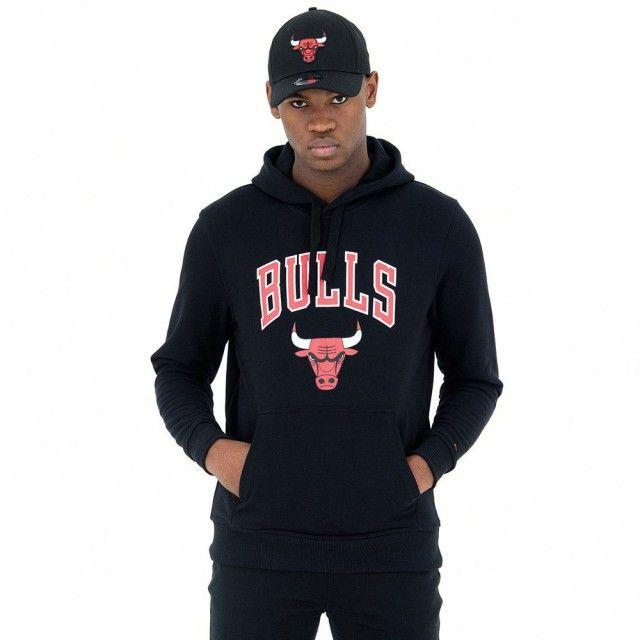 Sweat New Era Chicago Bulls