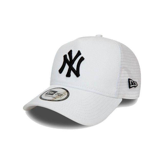 Boné New Era Essential Trucker New York Yankees