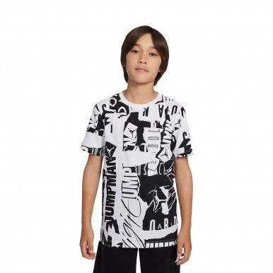T-shirt Jordan Criança Flight AOP