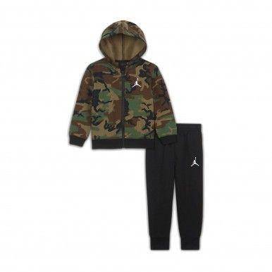 Conjunto Jordan Essentials Camo