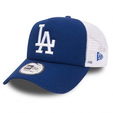 Boné New Era LA Dodgers Clean A Frame