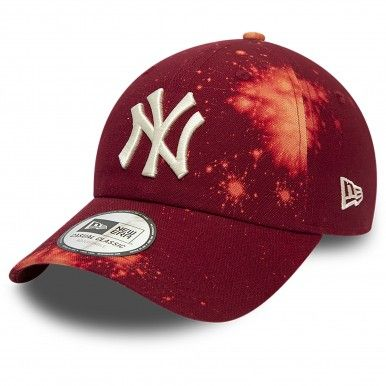 Boné New Era New York Yankees Washed Canvas