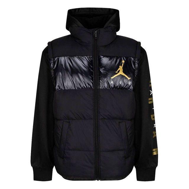 Blusão Jordan 2Fer